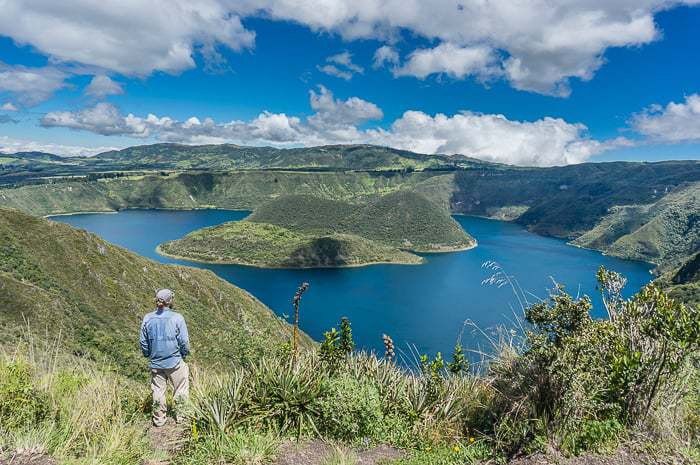 Hiking Around Laguna Cuicocha - Ecuador's Guinea Pig Lake
