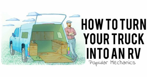 Absolutely Everything You Need to Know About Truck Camping