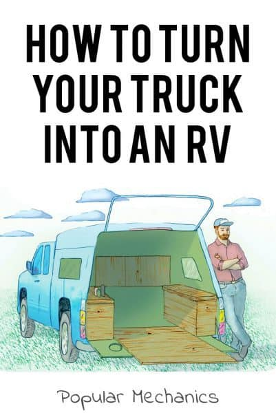 Interested in getting started truck camping? Here's how to turn your truck into your new home on wheels...