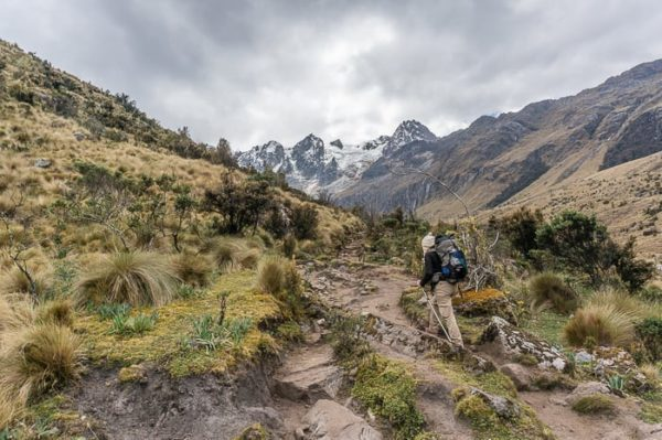 Hiking the Santa Cruz Trek in Peru's Cordillera Blanca travel, south-america, peru