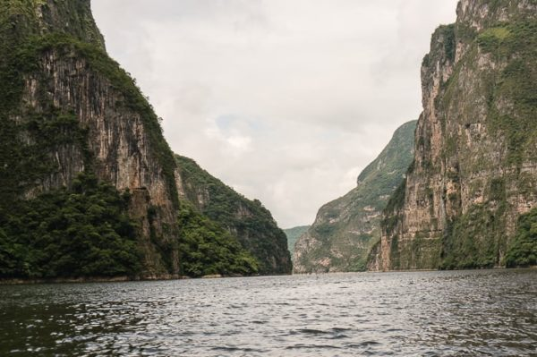 Visiting Mexico's Stunning Sumidero Canyon in Chiapas