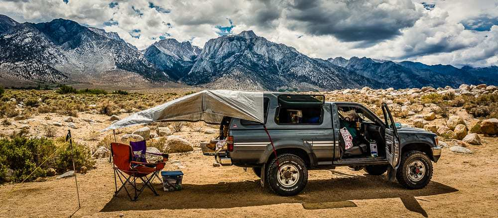 Truck Camping Gear List and Accessories: What You Need to Have - D2D