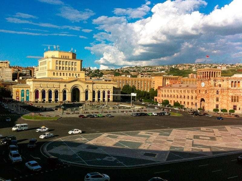 Republic Square - Yerevan