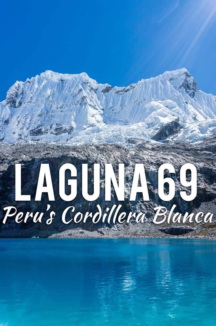 Laguna 69 in Peru's Cordillera Blanca is one of the most beautiful day hikes I've ever been on... Here's what to know about this stunning place.
