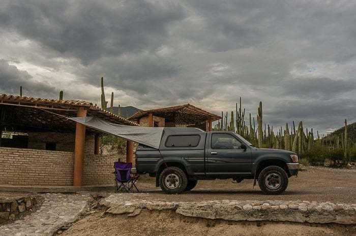 Overlanding Central America - www.desktodirtbag.com