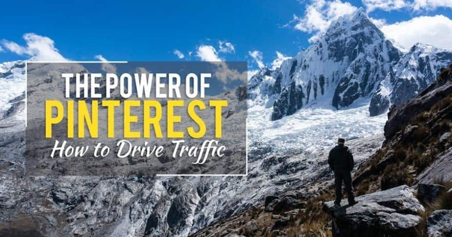 Pinterest for Bloggers: How to Drive Massive Traffic to Your Website