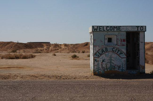 Visiting Salvation Mountain and Slab City in California travel, north-america, california