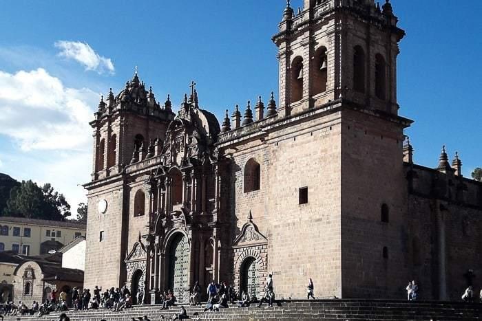 Catedral - que hacer en Cusco