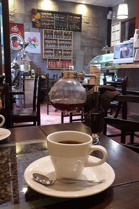 Café en Cusco - que hacer en Cusco