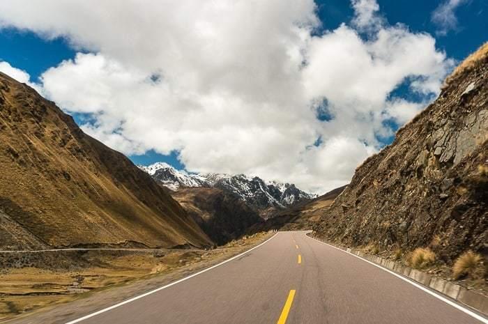 Carretera vía a Machu Picchu - Machu Picchu más barato