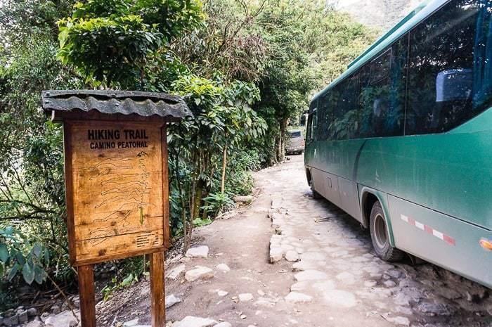 Bus a Machu Picchu - Machu Picchu más barato