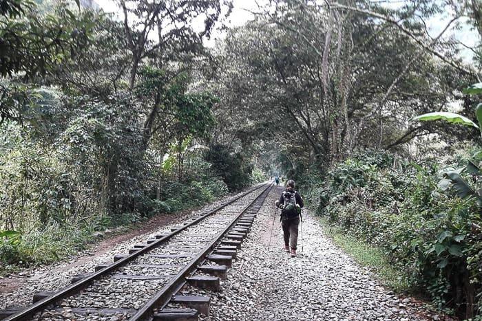 Vía férrea a Machu Picchu - Machu Picchu más barato