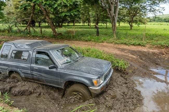 1991 Toyota Pickup Truck Hilux