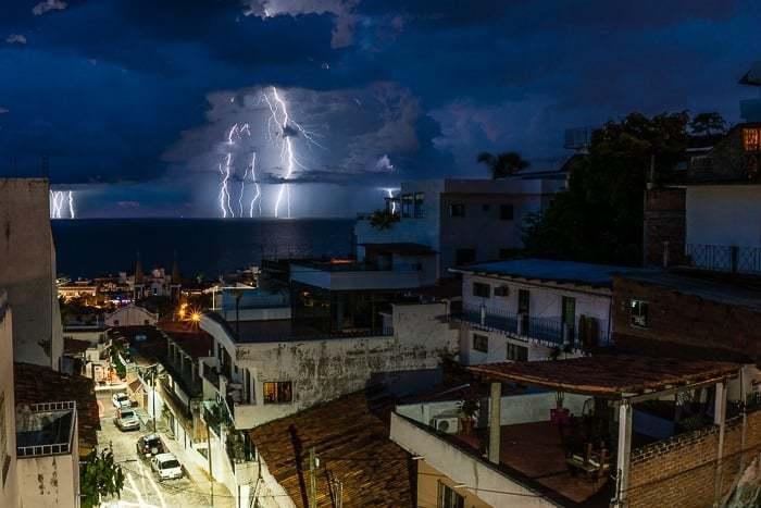 Puerto Vallarta - países de Centroamérica