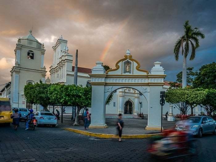 Nicaragua - países de Centroamérica