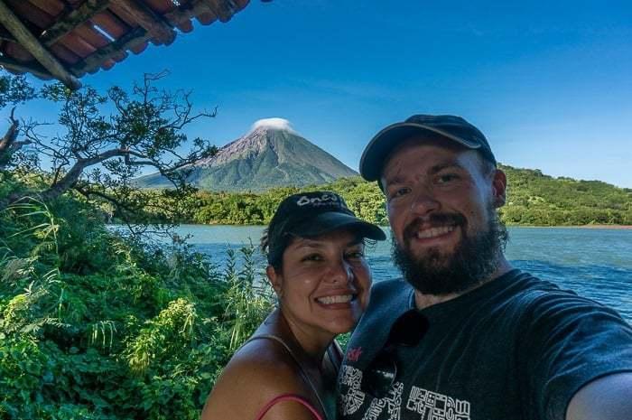 Nosotros en Nicaragua - países de Centroamérica