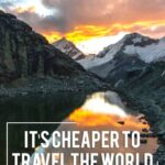 How Much Does it Cost to Travel the World? travel-hacking, travel, peru, how-to, expense-reports