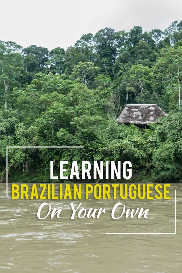 Open up a whole new world and teach yourself the fundamentals of Brazilian Portuguese with these awesome resources for learning Portuguese...