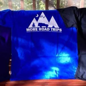 More Road Trips T-Shirt