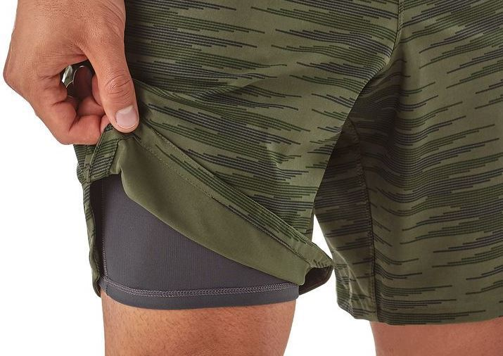patagonia nine trails shorts best running gear
