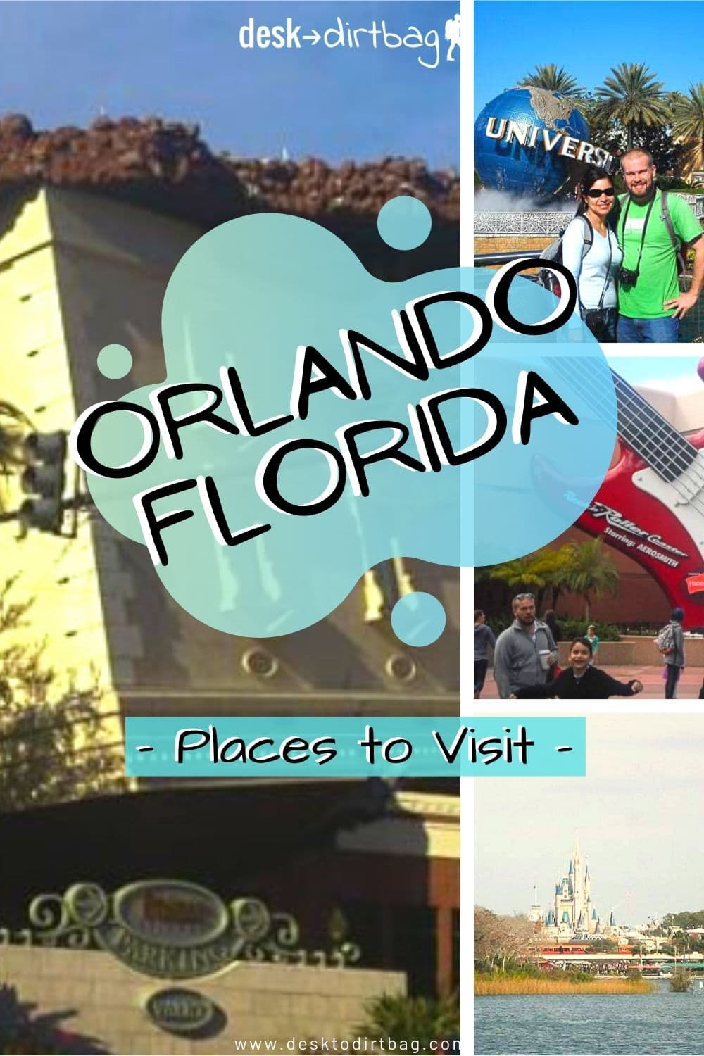 The Coolest Places to Visit in Orlando Florida on a Family Vacation travel, north-america, florida