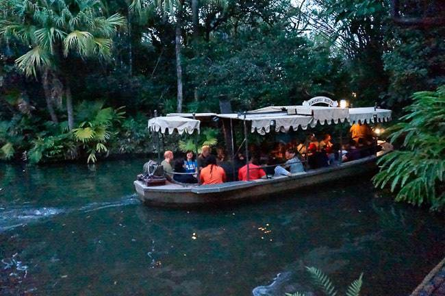 Jungle River Cruise - Places to Visit in Orlando Florida