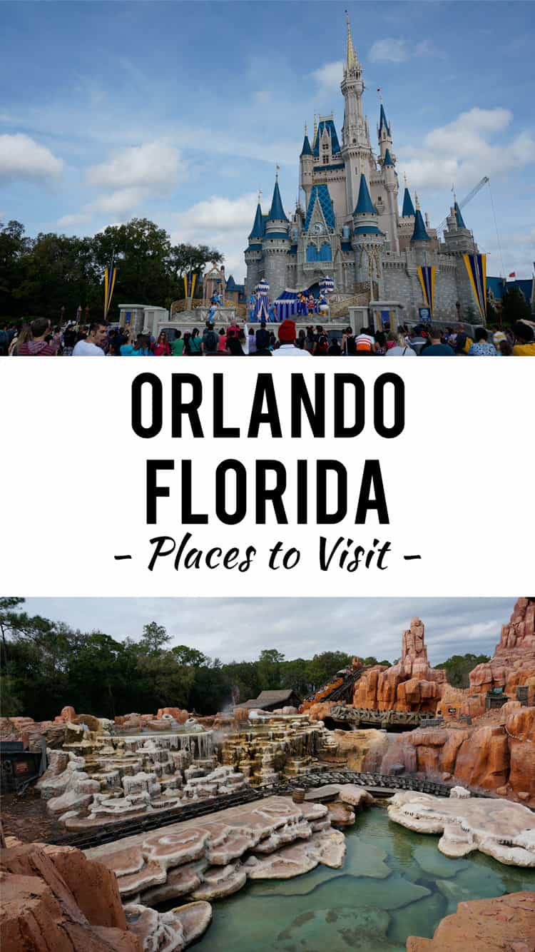 The Coolest Places To Visit In Orlando Florida (Not Just