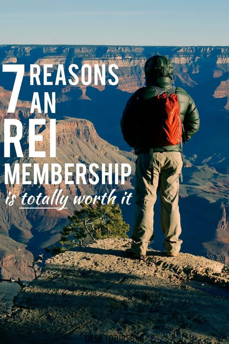 Is an REI membership worth it? 7 Reasons you should join, and all the member benefits you get in return...