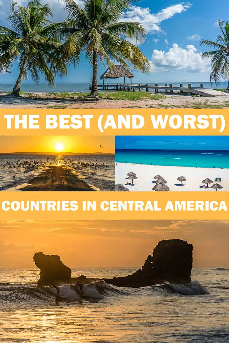 Where are the best places to explore in Central America for travelers? After visiting them all, here's my take on this question...