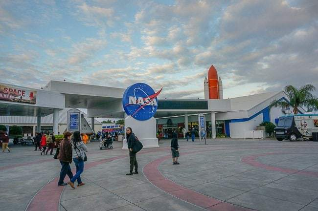 Visit the Kennedy Space Center