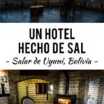Hotel Luna Salada - Una estadía salada pero dulce en Bolivia viajes, espanol-es