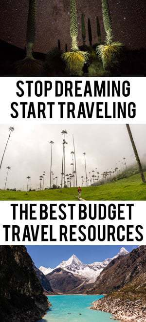 The Ultimate Guide to the Best Budget Travel Resources, Tips, and Tricks.
