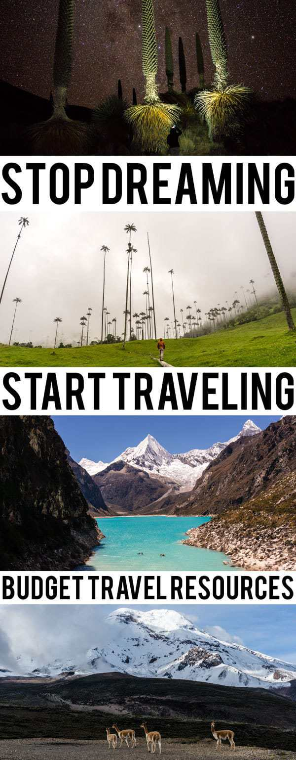 Looking to travel the world on a budget? After four years of continuous travel, I've learned a thing about what it takes to plan a trip and how to stretch your dollars as far as possible. These are some of my top budget travel resources, articles, tips, and tricks, to help fast track your own adventures based on my own hard-earned knowledge.