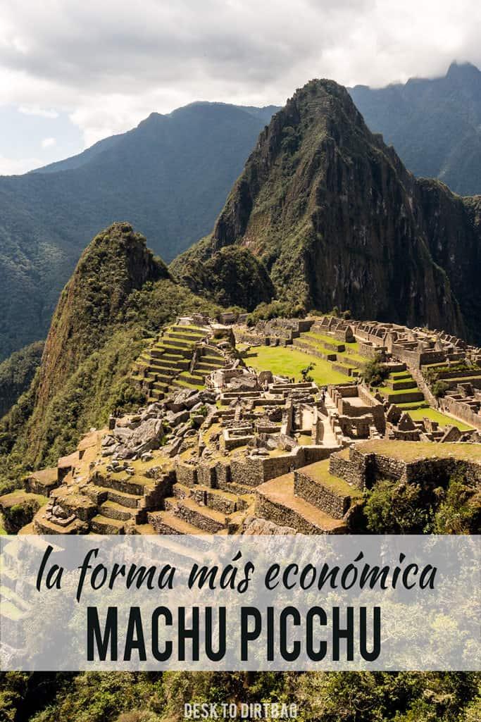 Pin Machu Picchu - Machu Picchu más barato