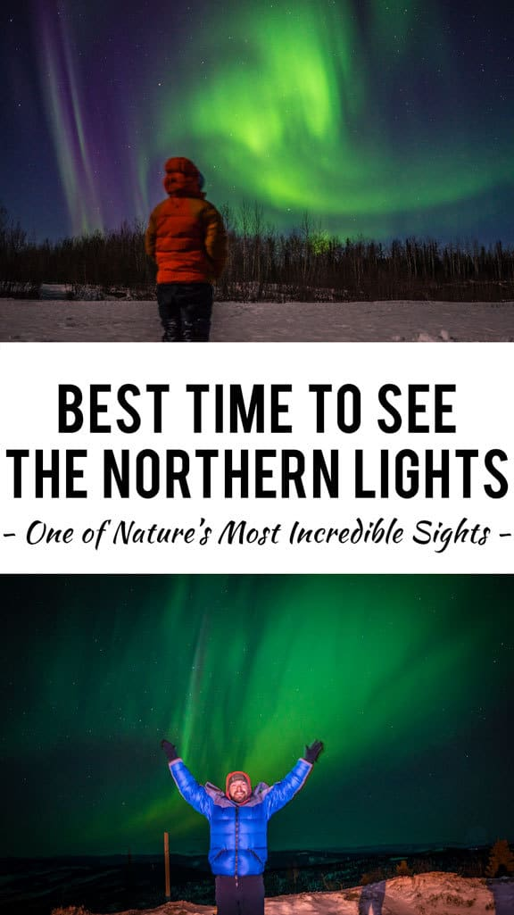 best time to see the northern lights