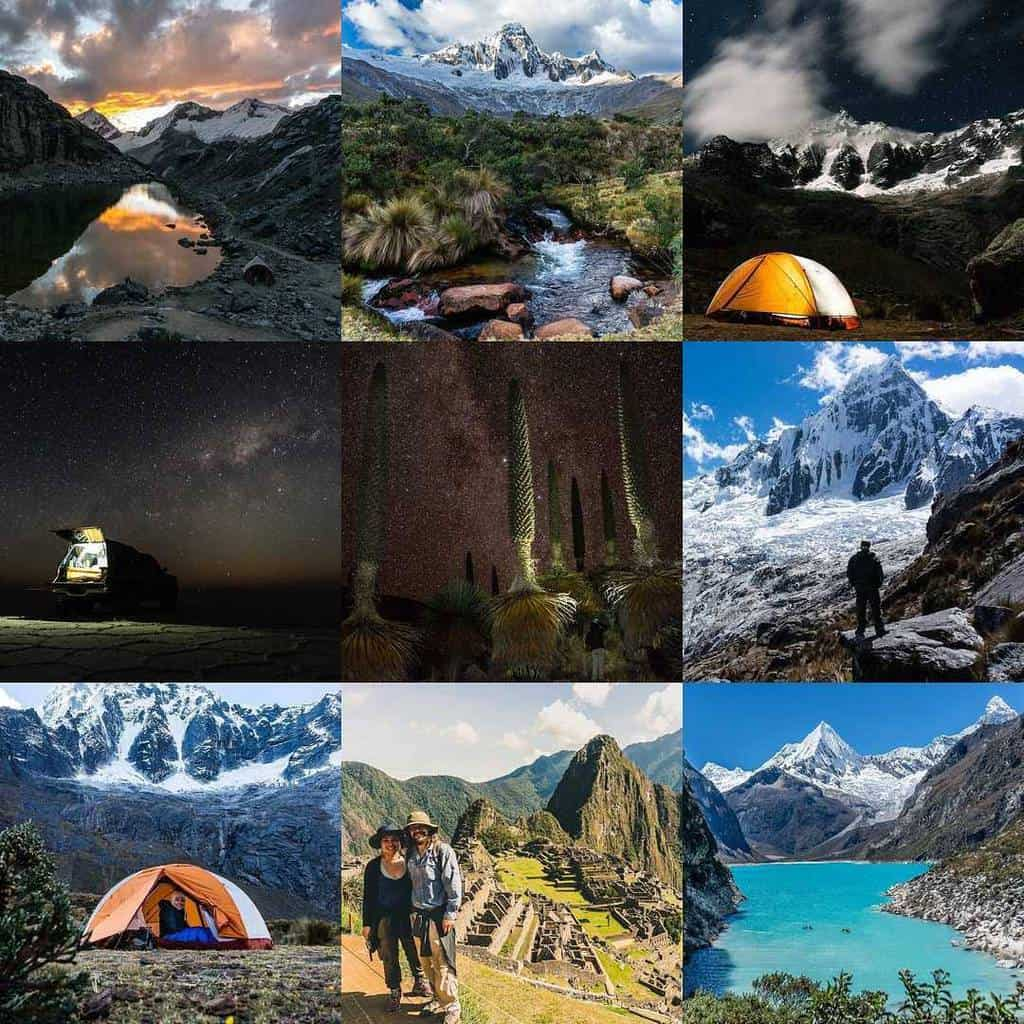 2017 Year in Review - Travel and Adventure through South America