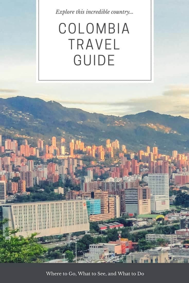 The Ultimate Guide for Traveling to Colombia... Where to go, what to do, when to go, and so much more! #colombia #southamerica