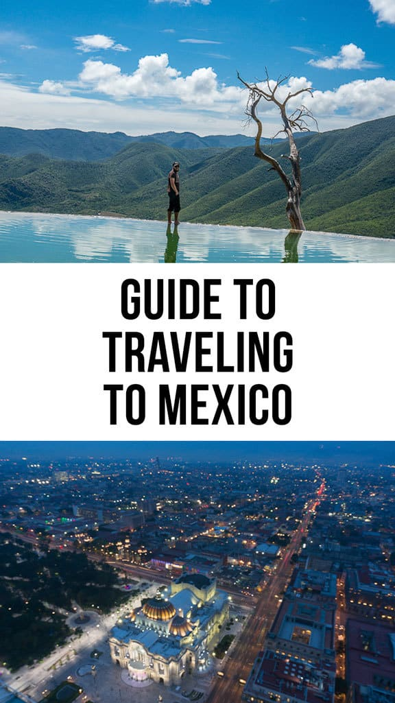 The Ultimate Guide for Traveling to Mexico... Where to go, what to do, when to go, and so much more! #mexico #latinamerica