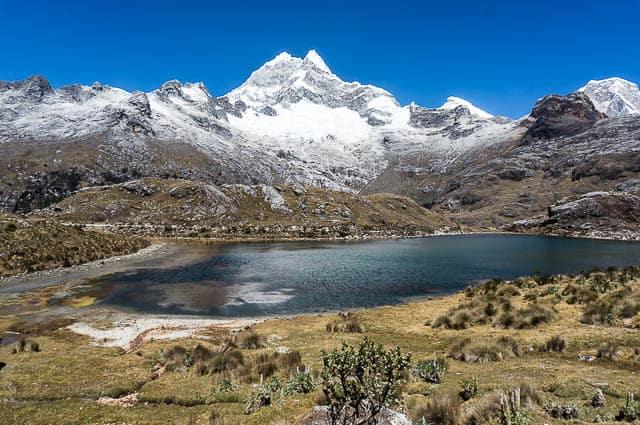 Cordillera Blanca - cordillera blanca