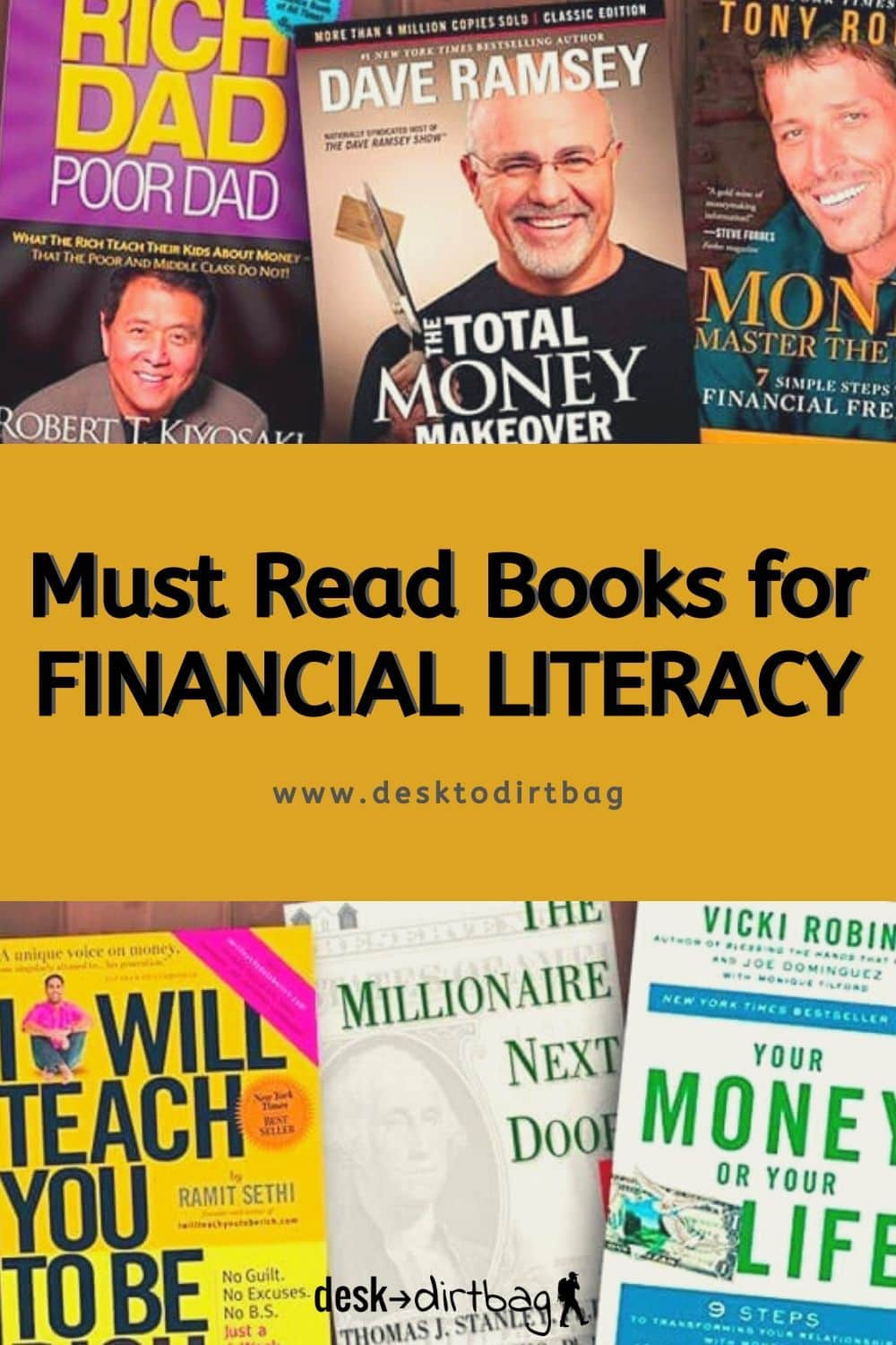 Take Control of Your Money: The Top Financial Literacy Books location-independence, budget-and-finance