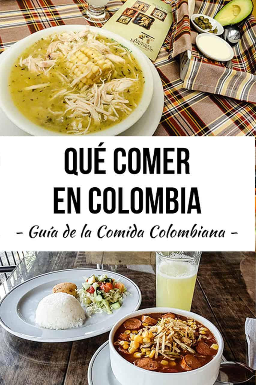 Qué comer en Colombia: Lo mejor de la comida colombiana