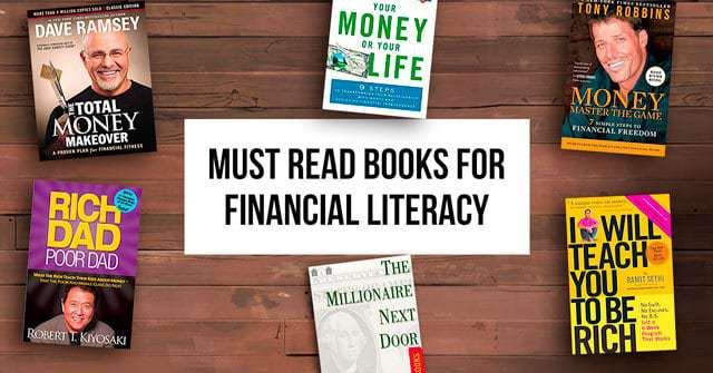 The Top Financial Literacy Books to Take Control of Your Money