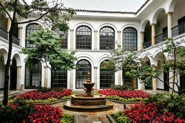 The Botero Museum is one of the best things to do in Bogota