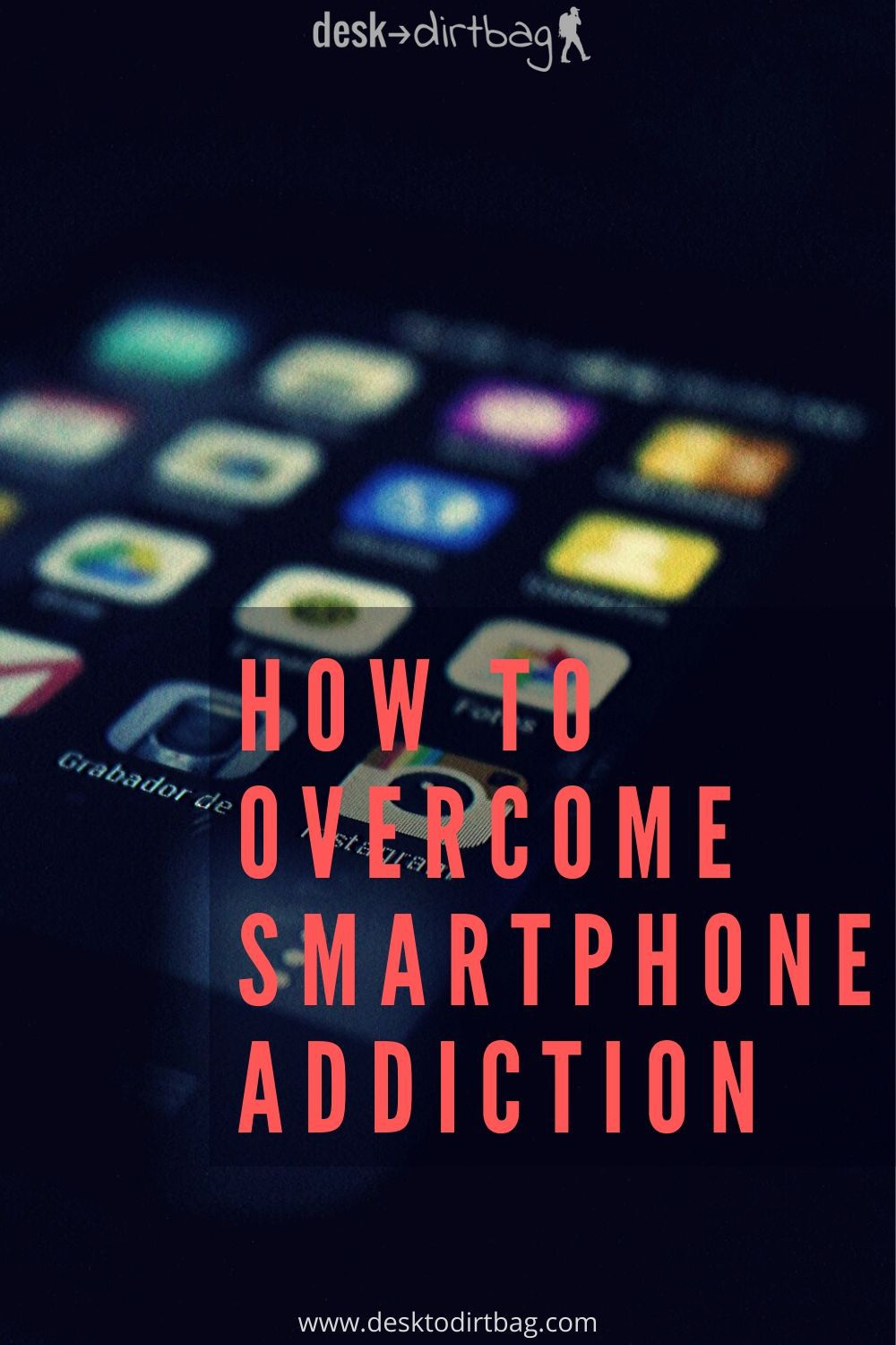 Realistic tips on how to overcome smartphone addiction