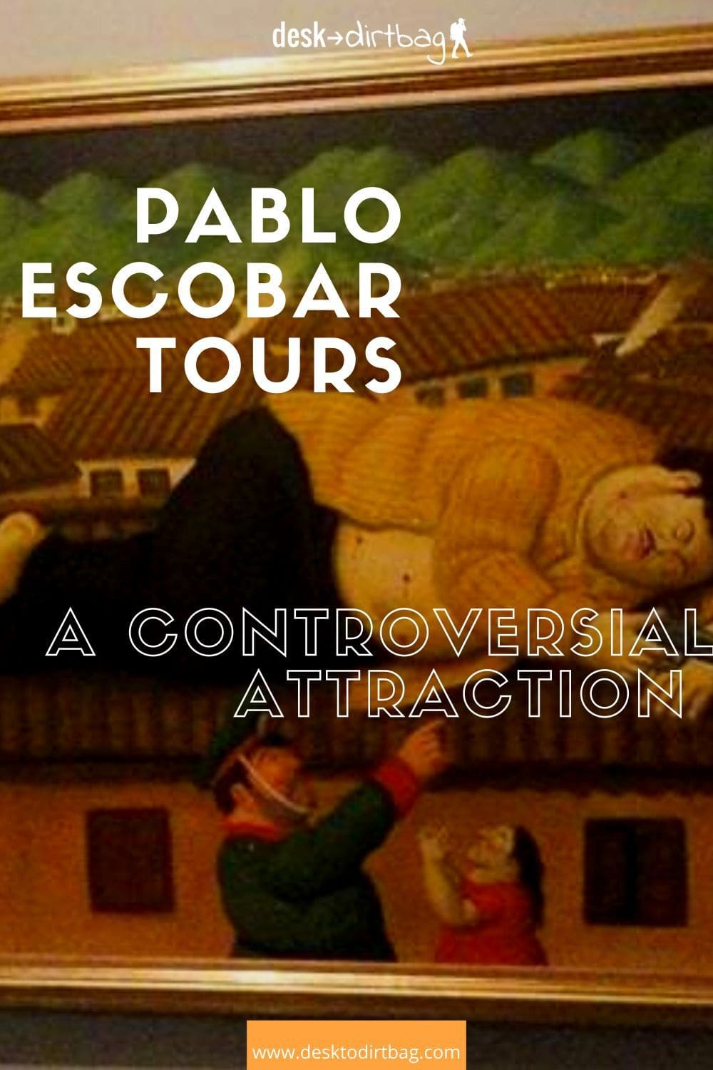 The Controversy of the Pablo Escobar Tour in Medellin travel, medellin, colombia