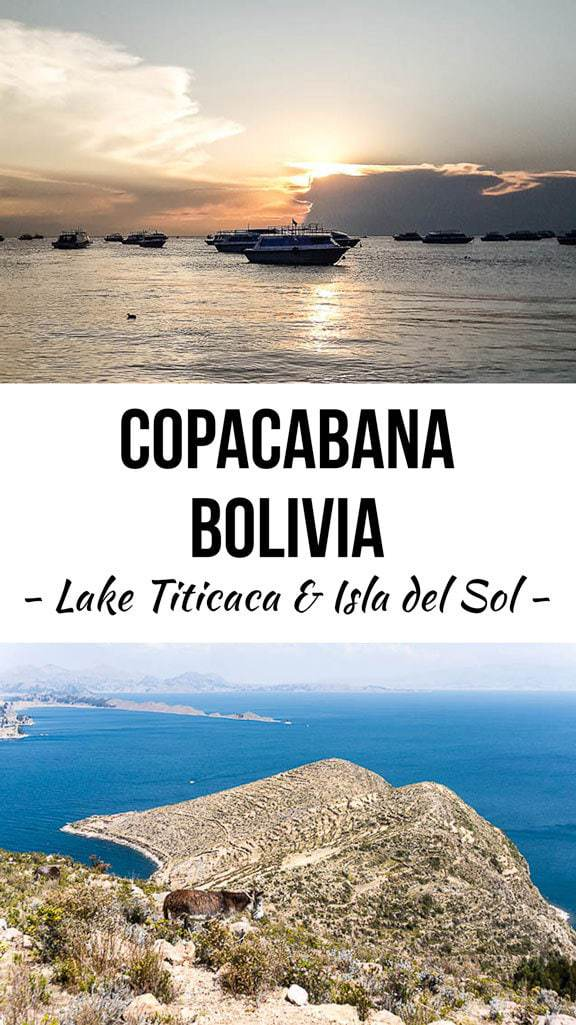 Visiting Copacabana, Bolivia and the Isla del Sol in Lake Titicaca