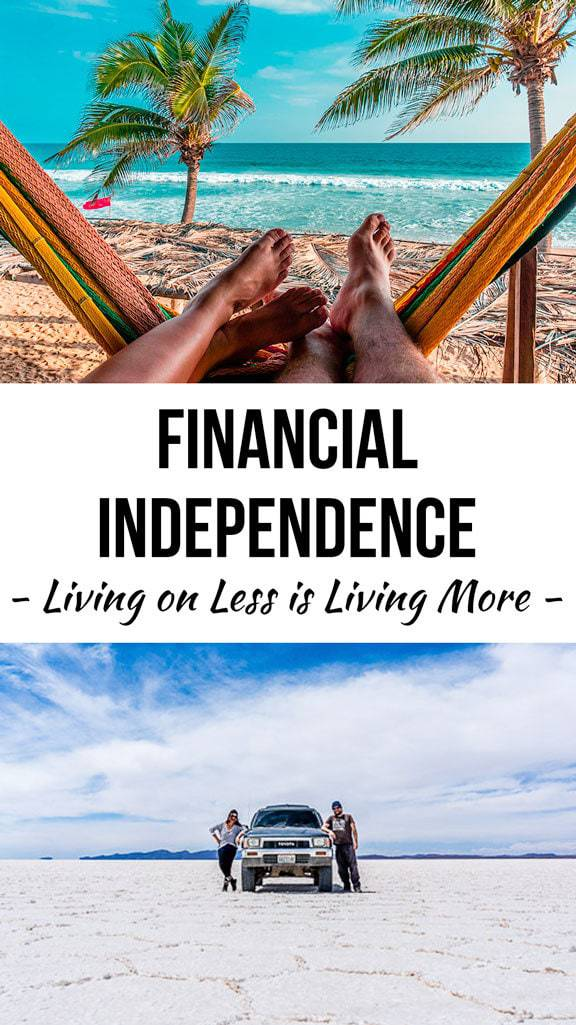 Living on Less is Living More - A Simple Guide to Financial Independence