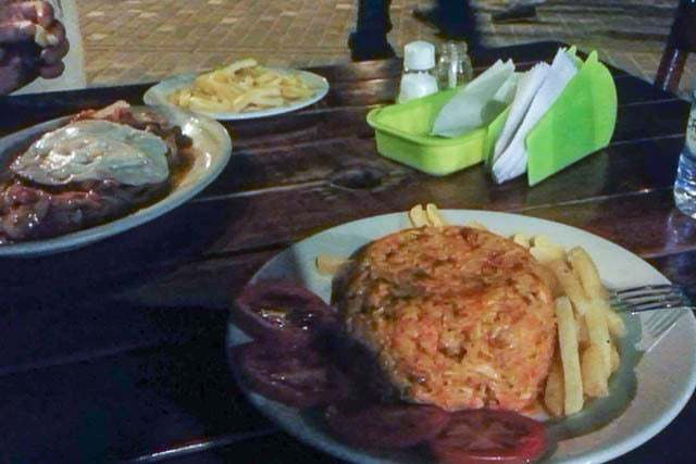 Seafood rice - Things to do in Santa Marta Colombia