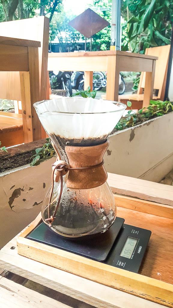 Finding the best coffee in medellin