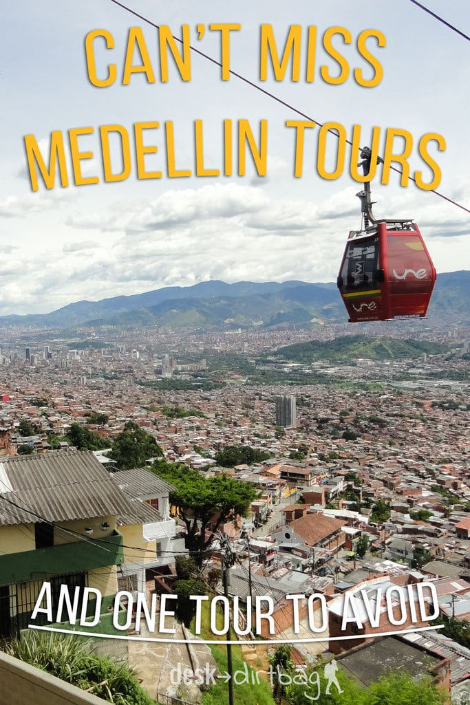 If you're visiting Medellin, Colombia, then you might want to round out your visit with one of these fun and informative Medellin tours during your stay.